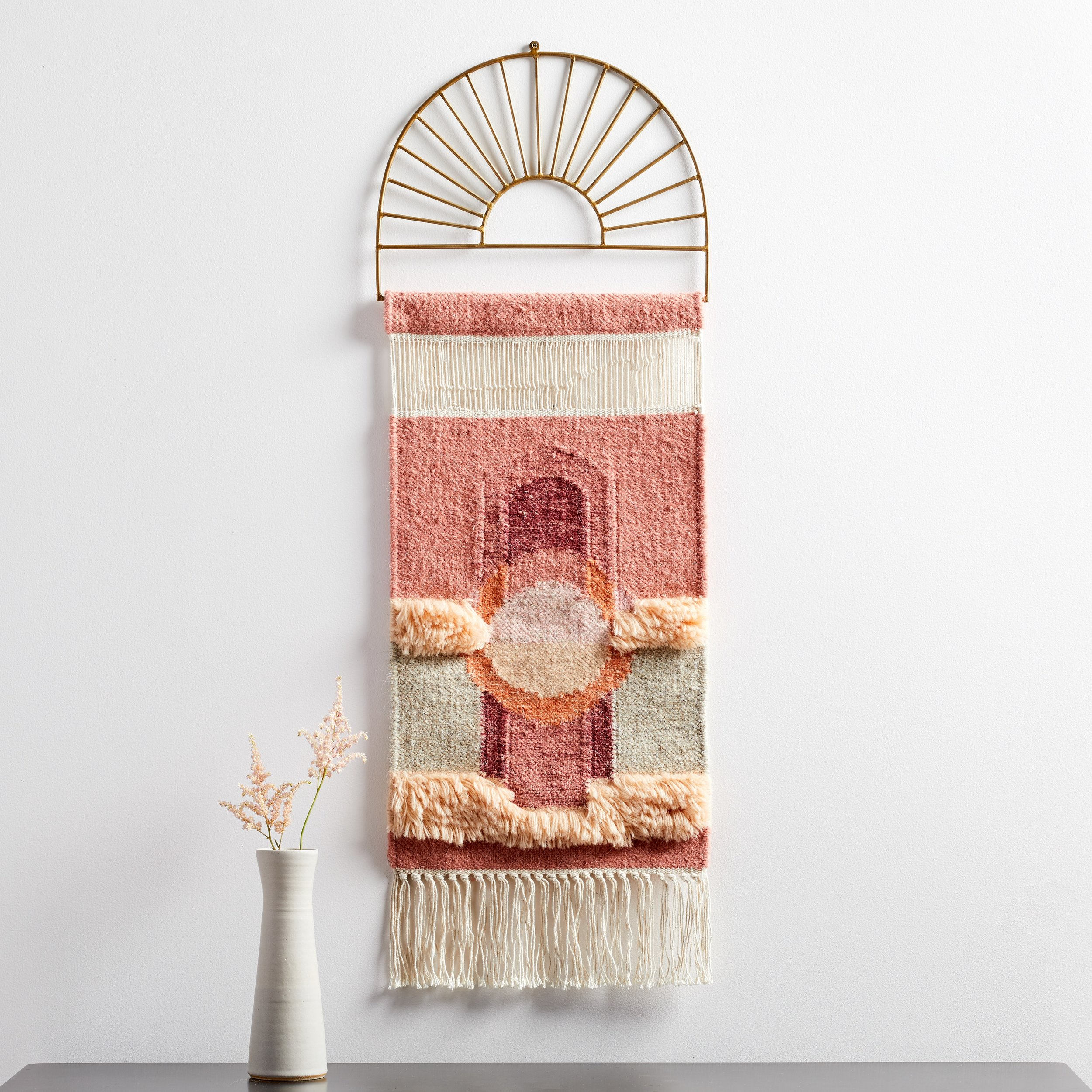 Nouveau Tapestry wall art from West Elm