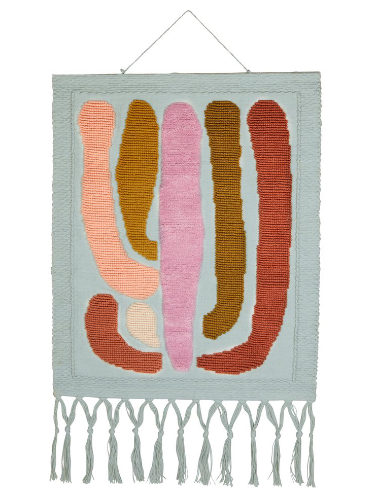 Nevada woven wall hanging from Sage x Clare