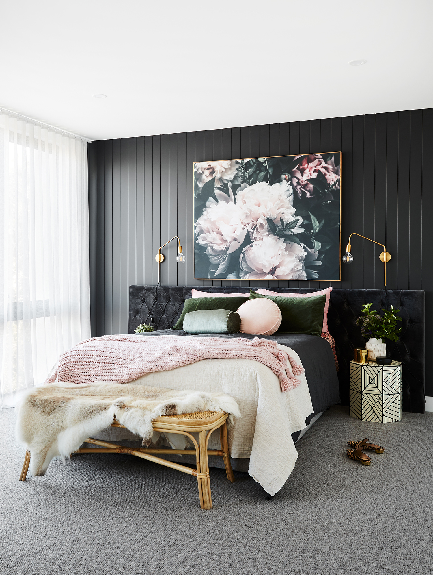 Photography  Annette O'Brien /  Styling  Alana Langan /  Interior design  Fiona Tucker