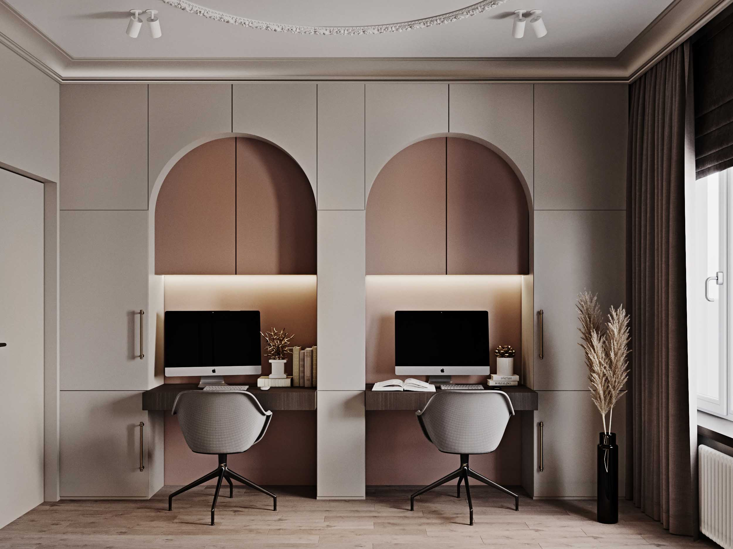 Interior design   Mart Architects
