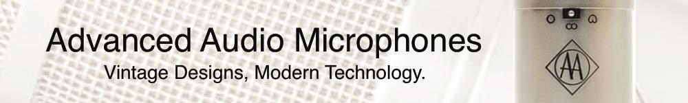 Advanced Audio Microphones