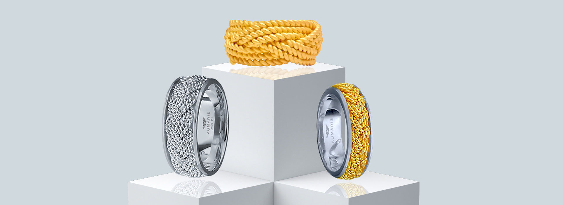 Fine Turks head rings and braided rings are perfect gifts for women and men, celebrate a nautical weddings, an anniversaries, great birthday gifts too, the comfort is just the beginning.
