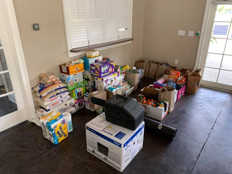 Total collections from day 2, September 11th, 2019 from 8am-10am