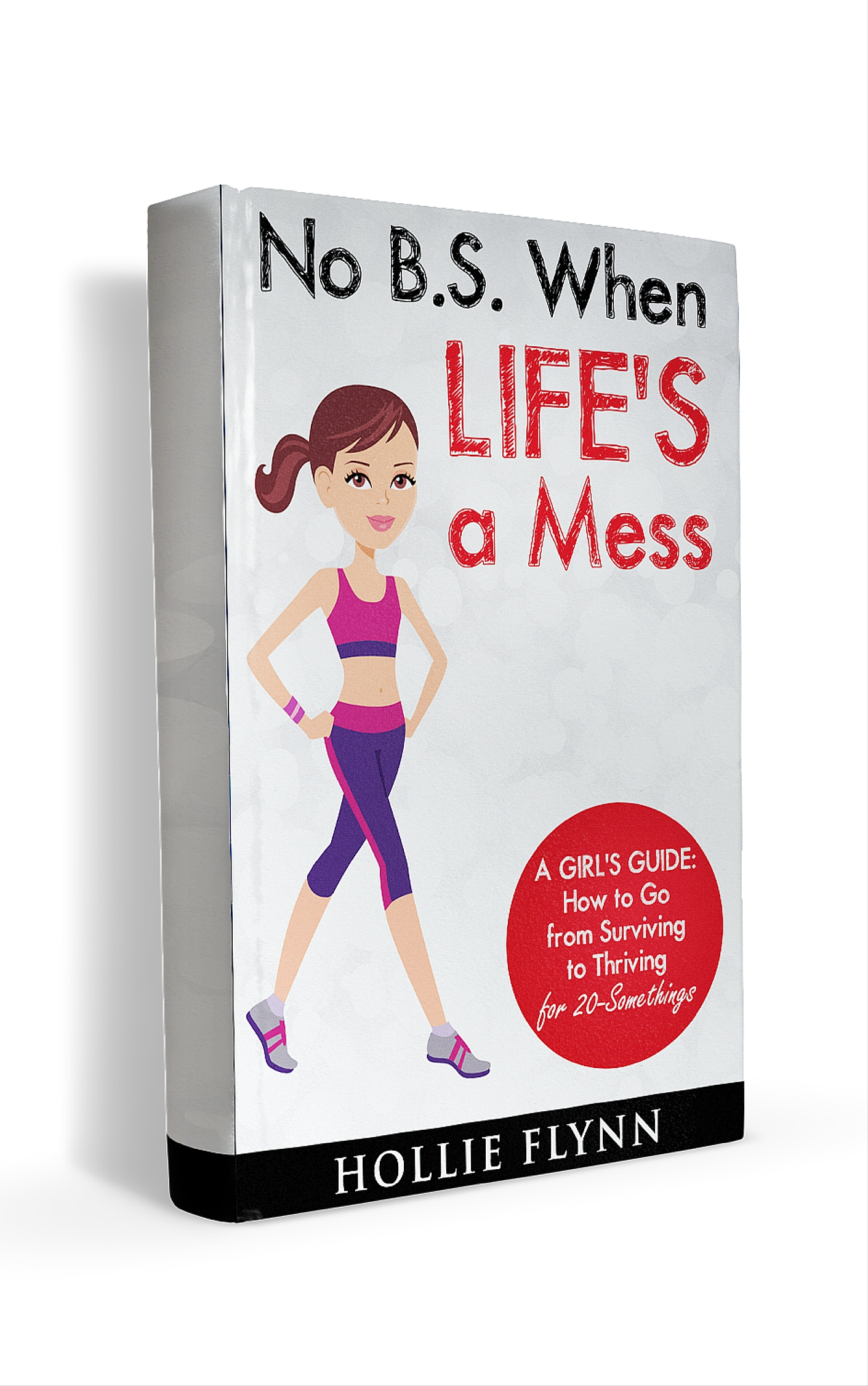 No B.S. when Life's a Mess | HOLSPARK