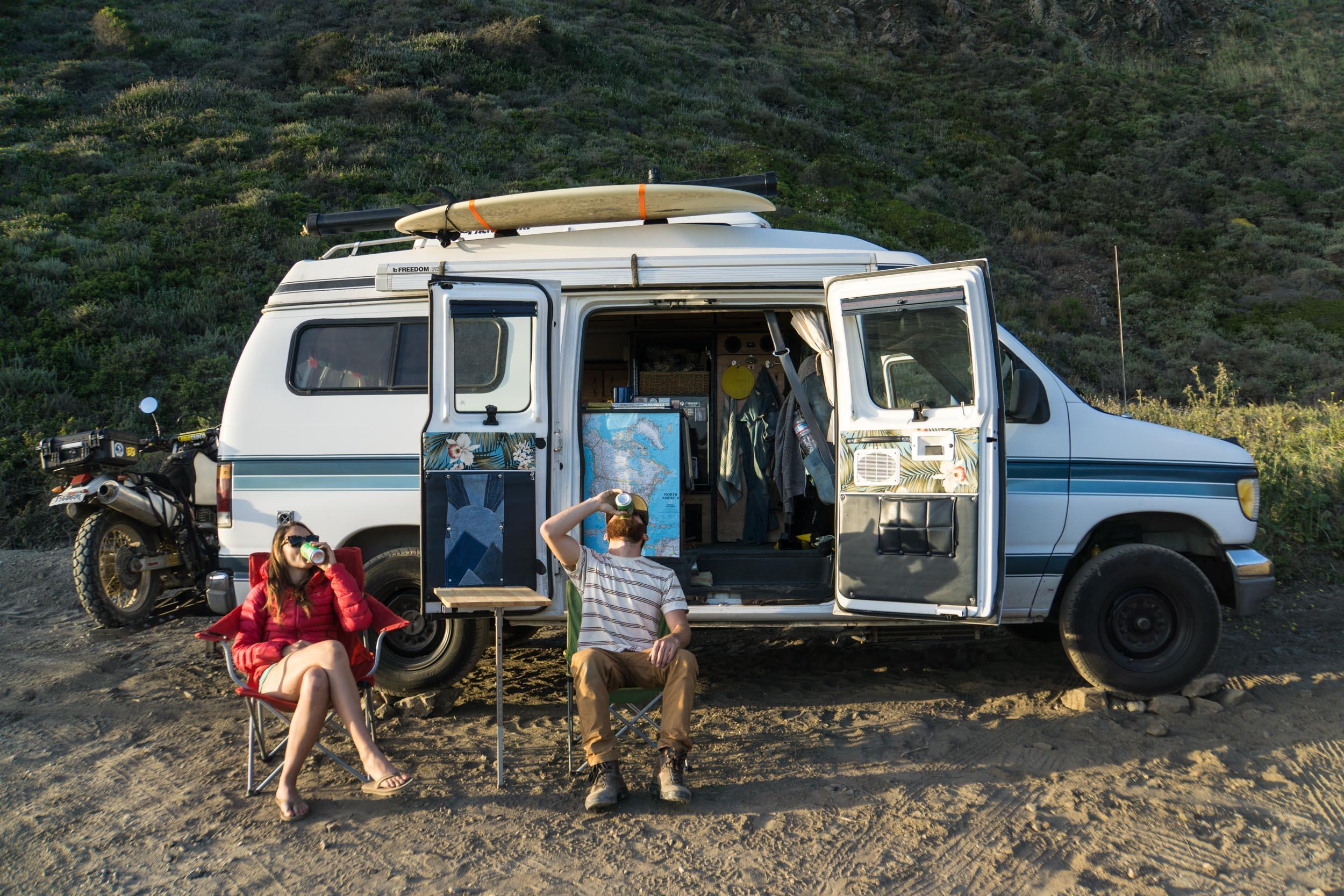 Next campsite 🍻