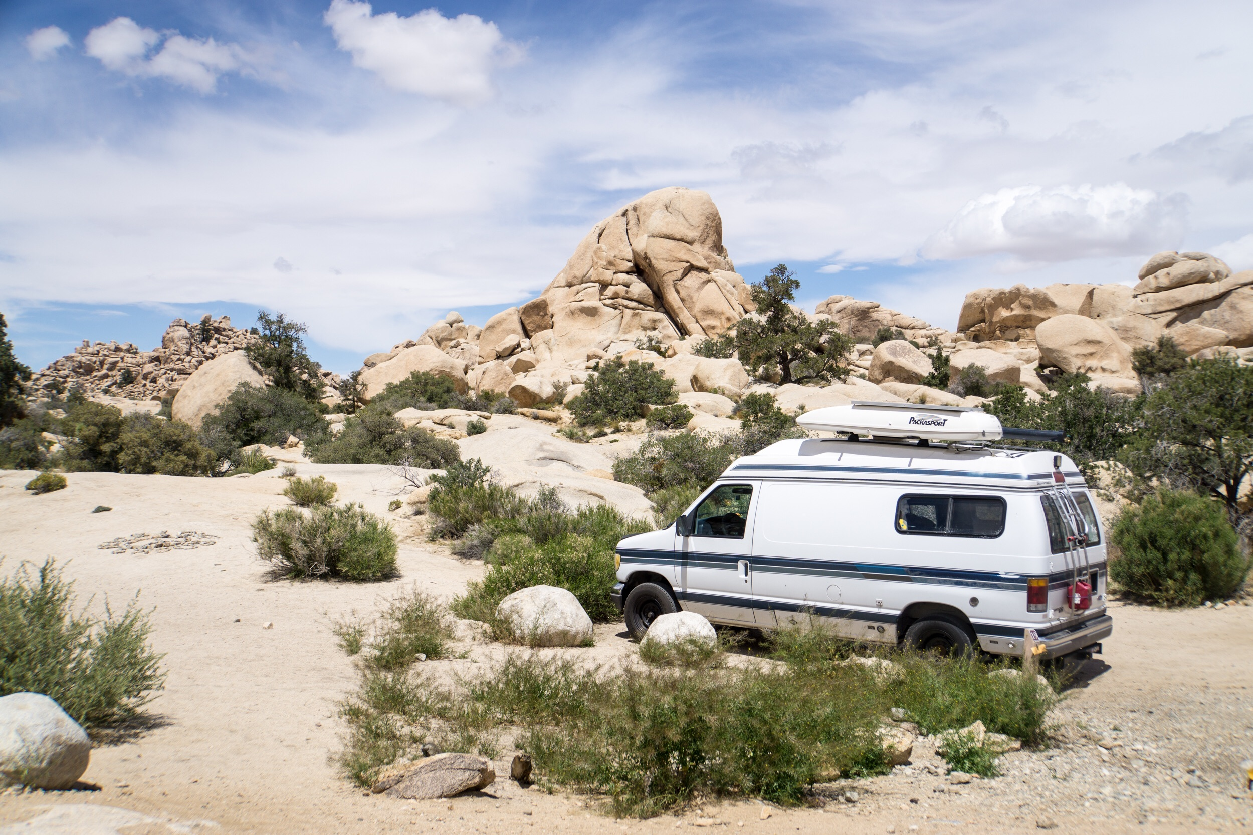 While staying in Hidden Valley, our campsite neighbors were four Canadians who drove 21 hours straight from Vancouver to climb at Joshua Tree. On their rest day, they took a side trip to TJ. Rad kids.
