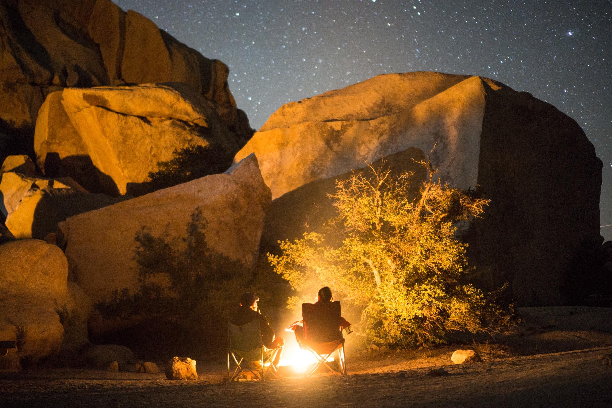 Rad campsite