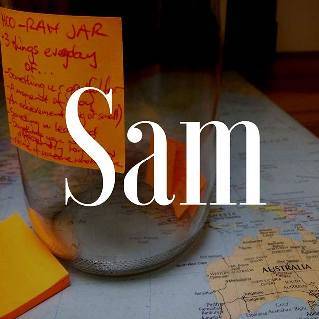 Another Sam ✌🏻 #oorahjars