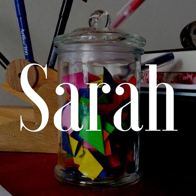 Sarah is smart 💡 Sarah has a jar 🙂 Nice one Sarah 👌 #oorahjars