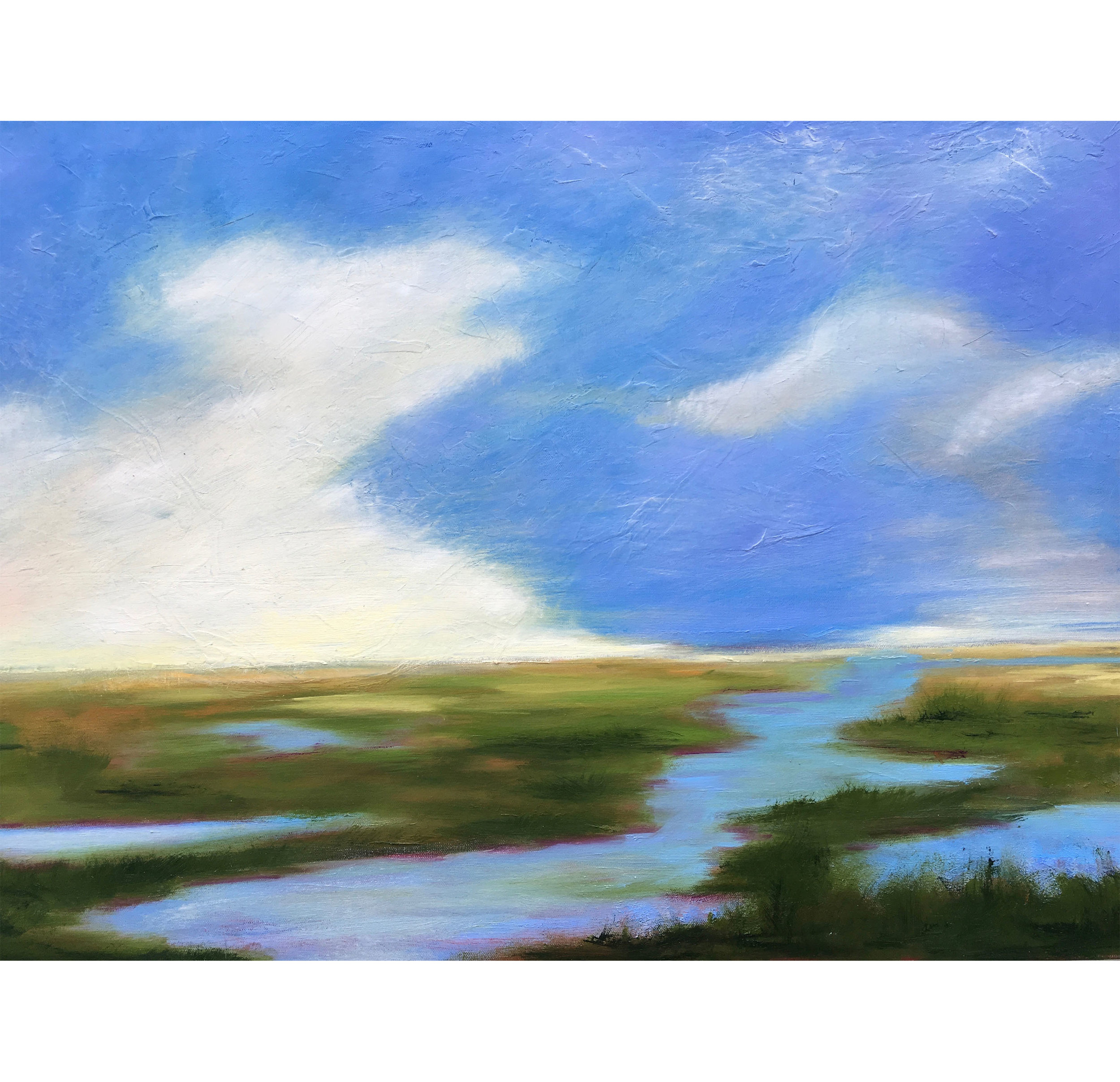 Orleans Marsh