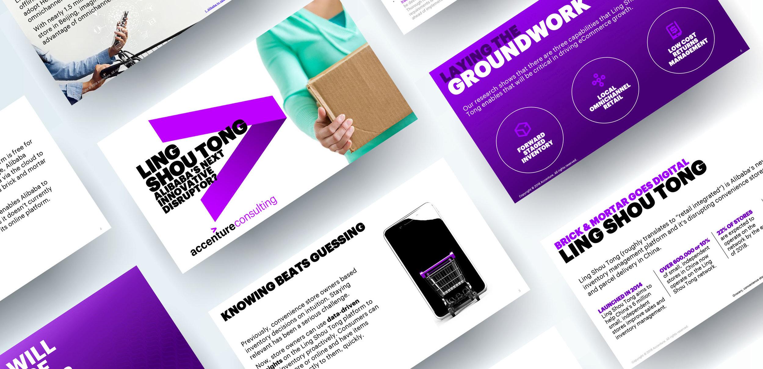 Accenture — danyelle sage