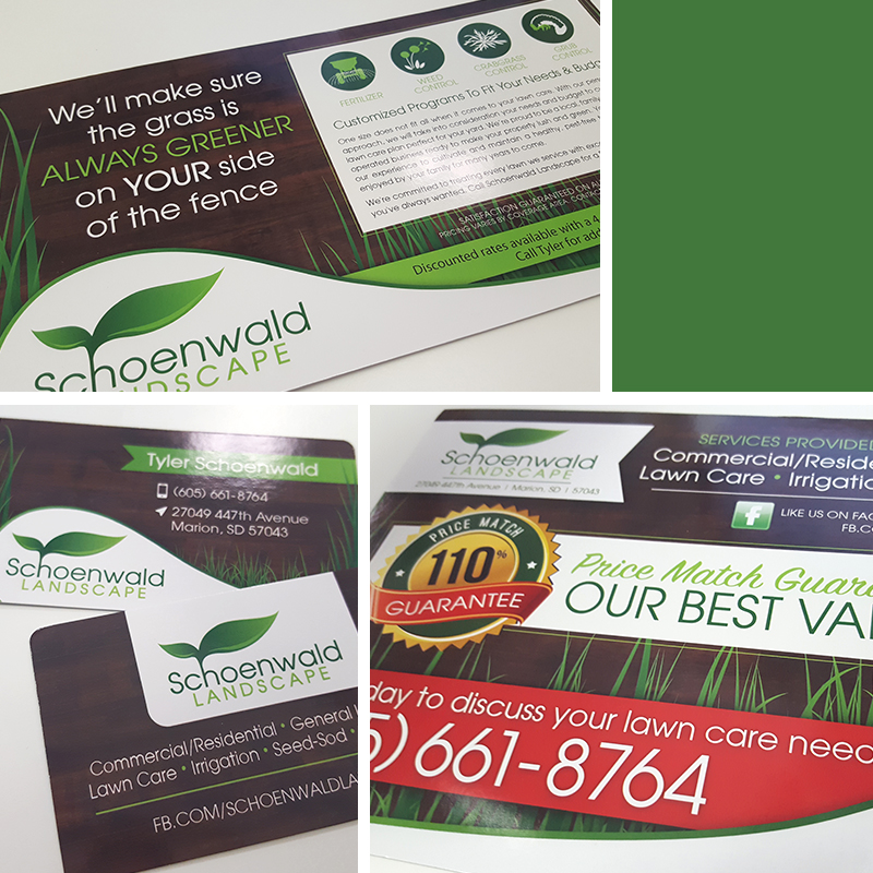 A greener business design