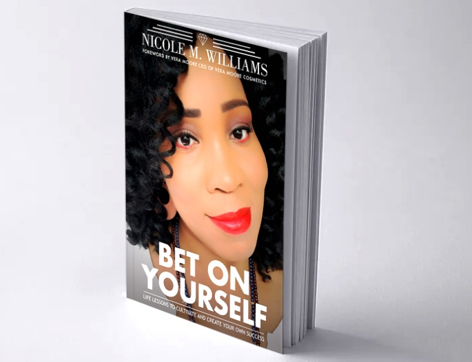 "Grab a Copy of My Book - Filled with anecdotes, life lessons, practical advice and commentary on all things self-discovery. The reader will walk away with personal and professional development tips: from identifying their ""WHY"", defining their version of success, setting SMART goals, plot a plan and understand how to build a personal brand for career success. Bet On Yourself: Life Lessons To Cultivate And Create Your Own Success, is intended to deliver confidence by the truckload so young women can aspire beyond their current limitations."