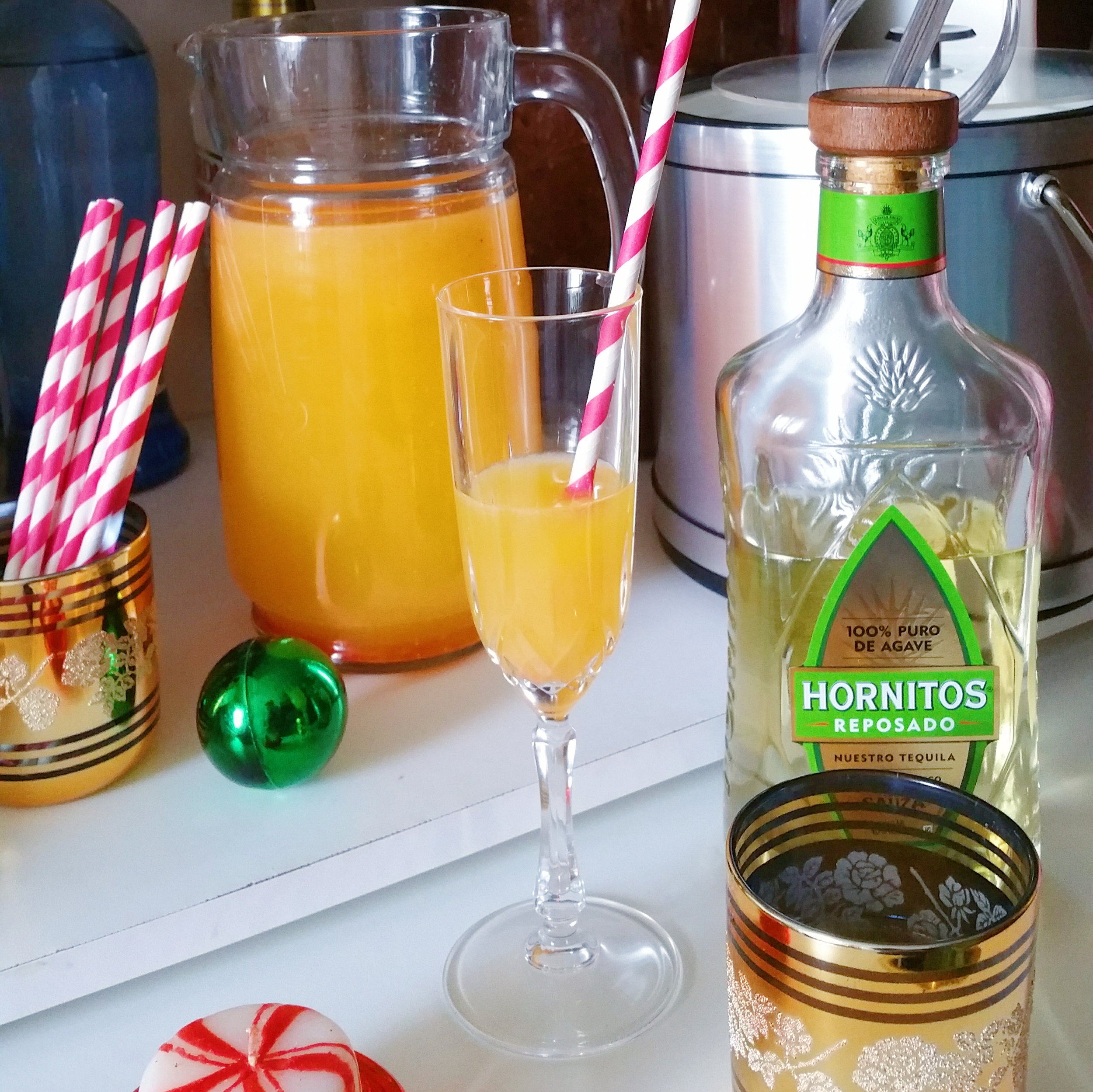 Hornitos Tequila holiday entertaining