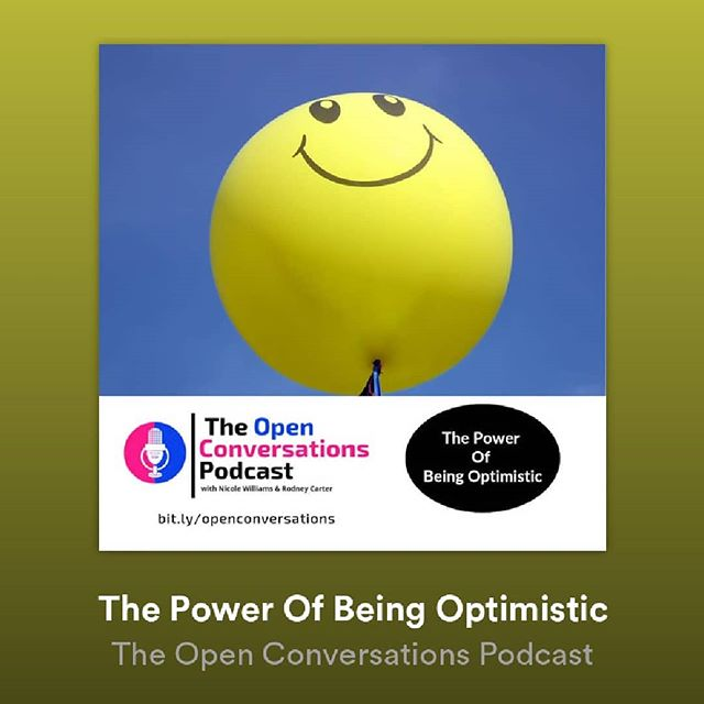 In this episode we talk about the power of being optimistic. Plus we also give you three strategies to help you to cognitively restructure your thinking to get the mindset you need to live your best, most fulfilling life. [Link in bio] . #byRodneyNicole #nicolewilliampr .