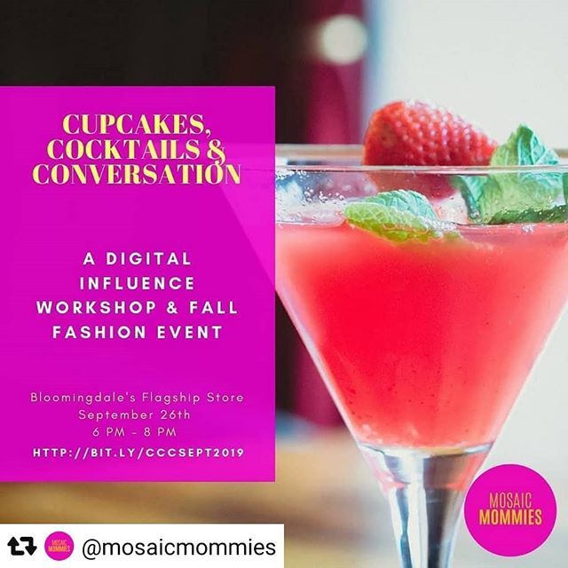 ✔Cupcakes ✔cocktails ✔speakers ✔sponsors ✔@Bloomingdales giftcards ✔gift bags 🤔 But did you get your ticket?  Check link in profile ☝️ . . . . . . . . . . . #mosaicmommies #girlboss #knowyourvalue #workingwoman #mommyblogger #lifestyleblogger #empowerher #girlboss #sheboss #workingmother #influencermarketing #brandcoach #successtips