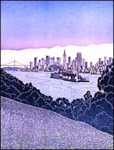 The City from Angel Island