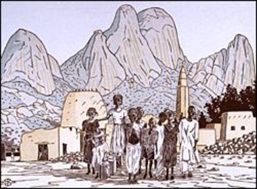 Eritrean Refugees, Kassala (Sudan)