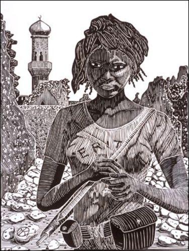 Nacfa, Eritrea