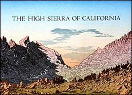 Half Title Page: Matterhorn Peak from Spiller Canyon
