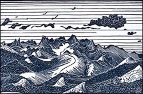 Cathedral Range