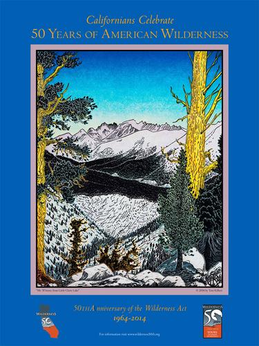 Wilderness Poster: 50th Anniversary