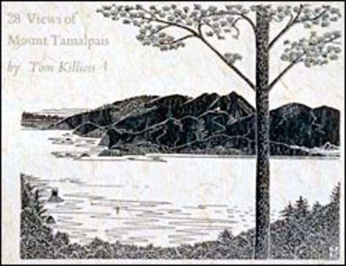 Mt. Tamalpais from Lincoln Park