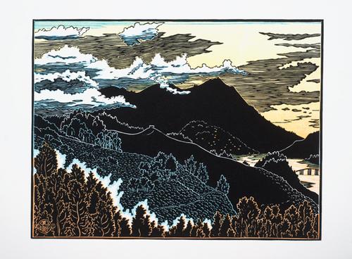 Mt. Tamalpais from Waldo Grade