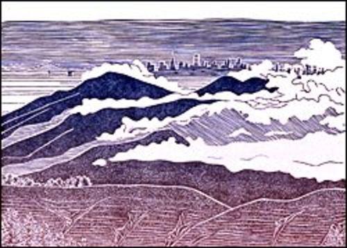 The City from Mt. Tamalpais