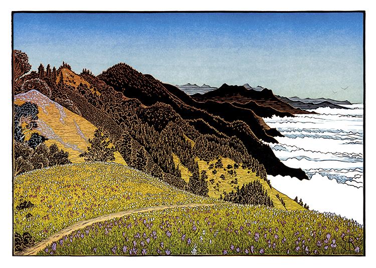 Timber Top, Big Sur