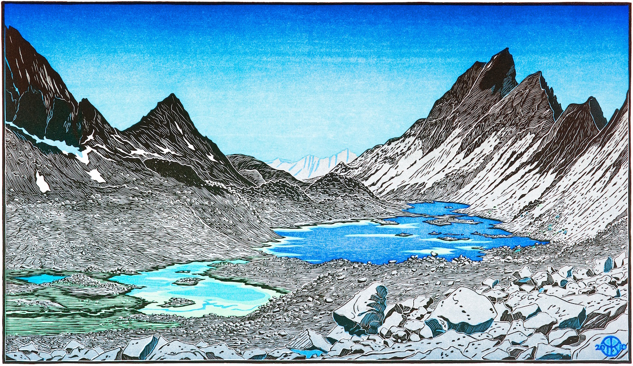 Davis Lakes & Mt. McGee
