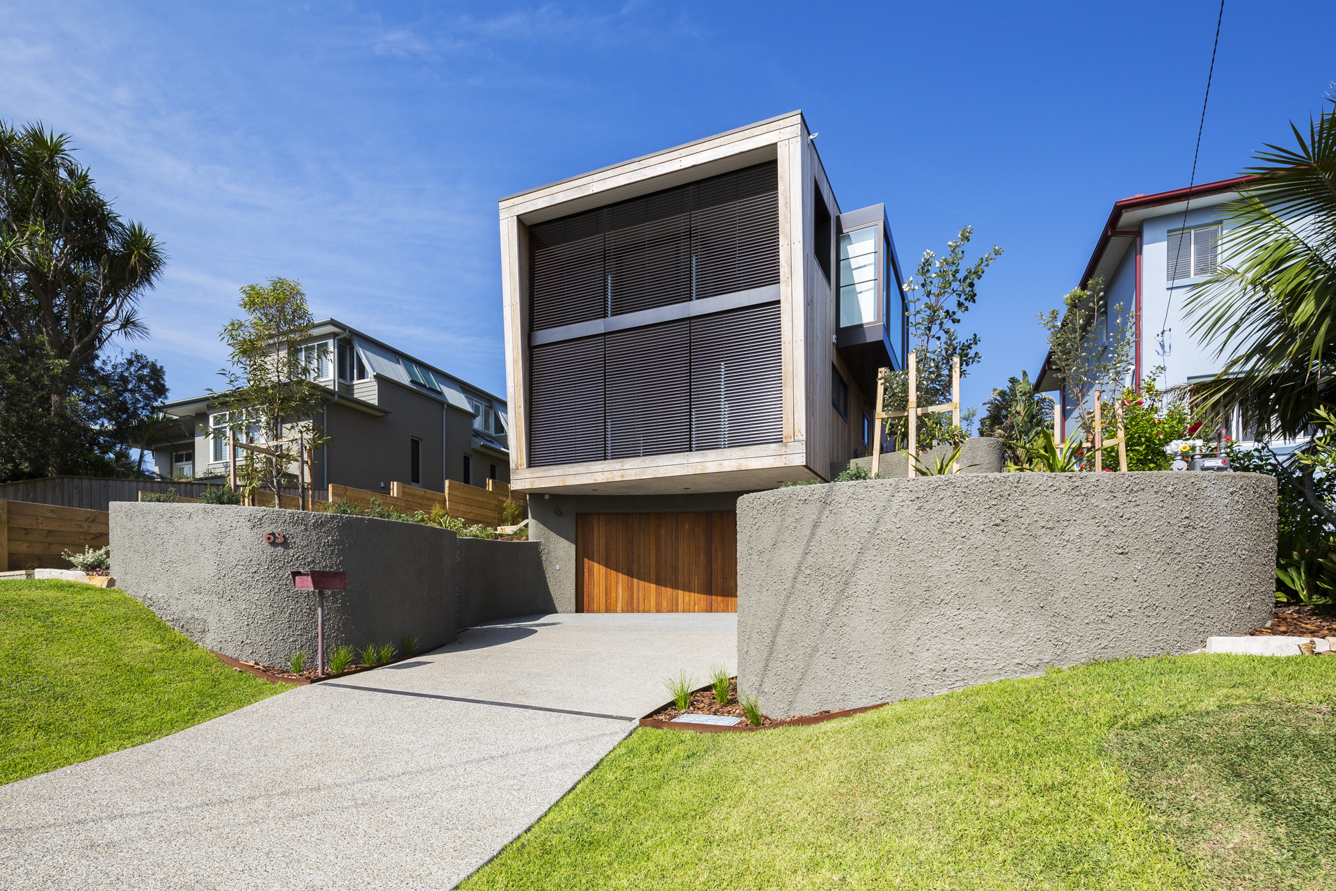 Warriewood House by Ergo Architecture