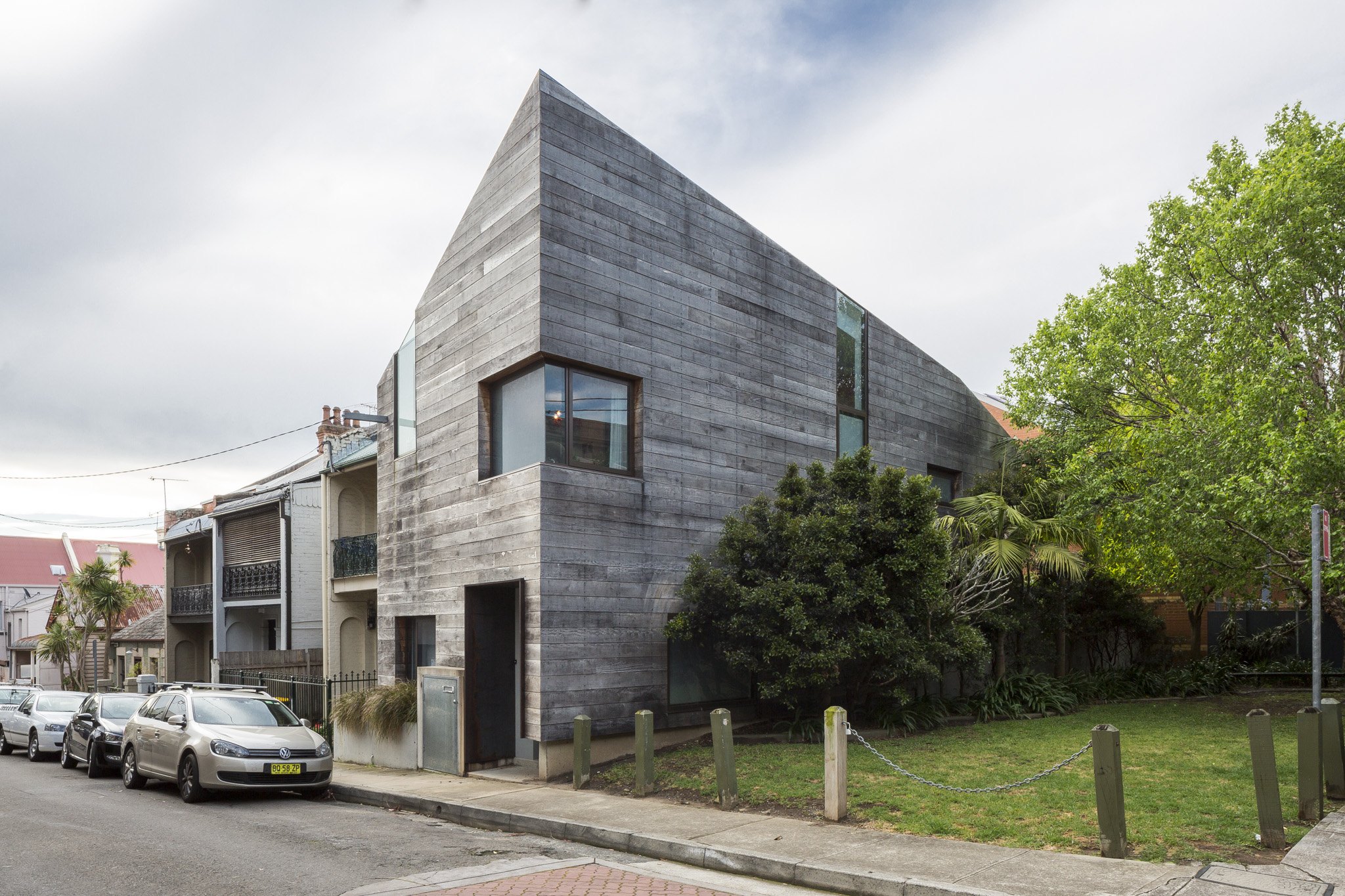 Stirling House by Mac-Interactive