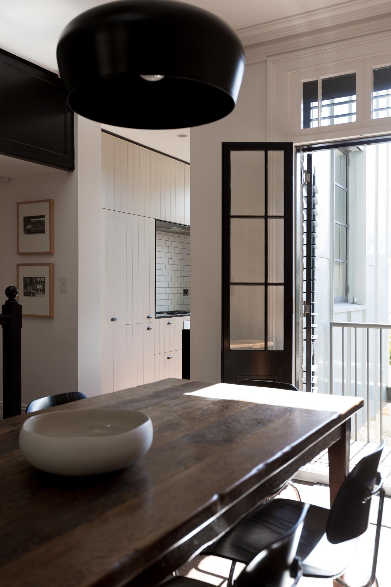 Darlinghurst House by TFAD