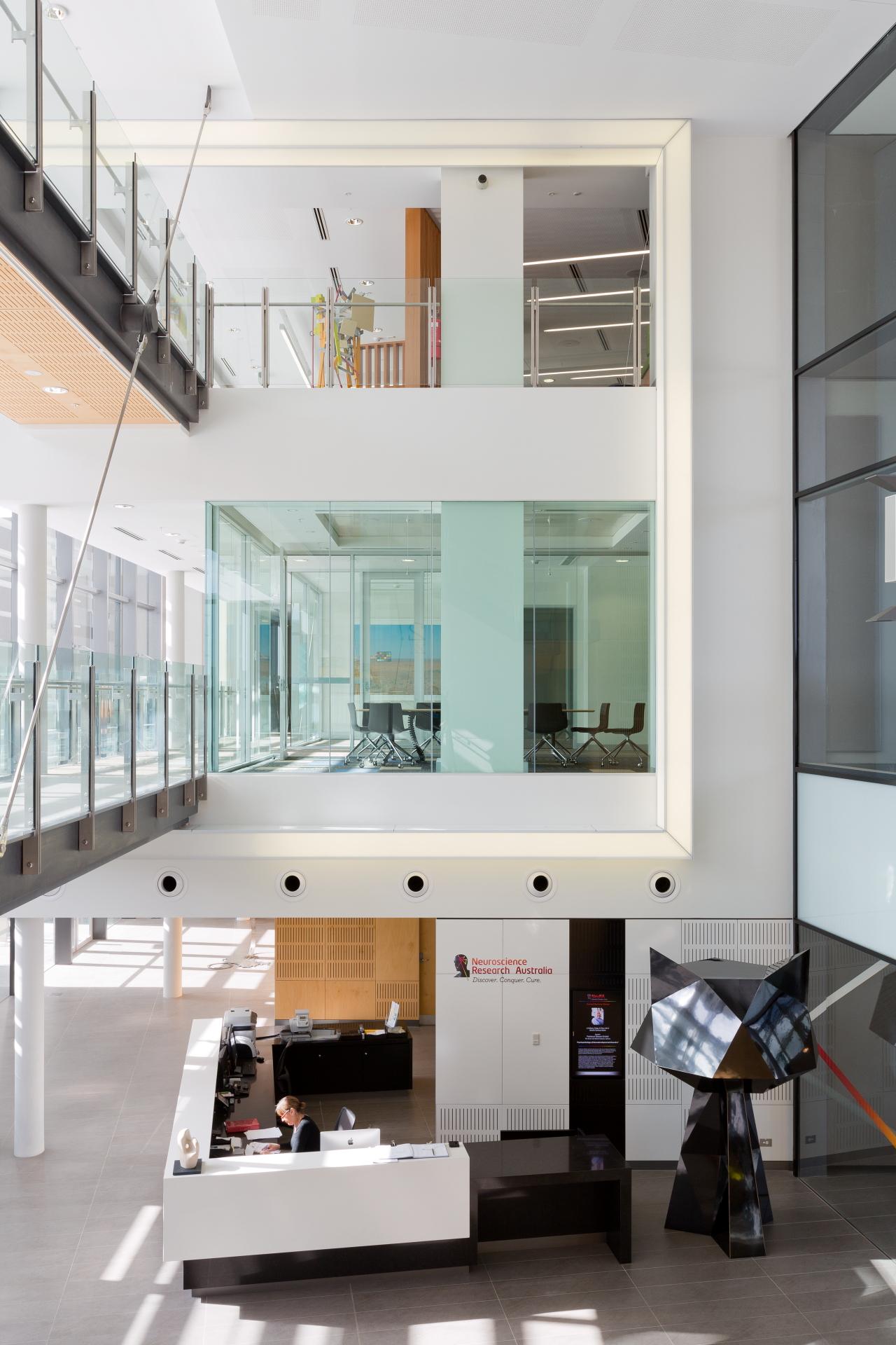 Neura Institute by Cox Richardson