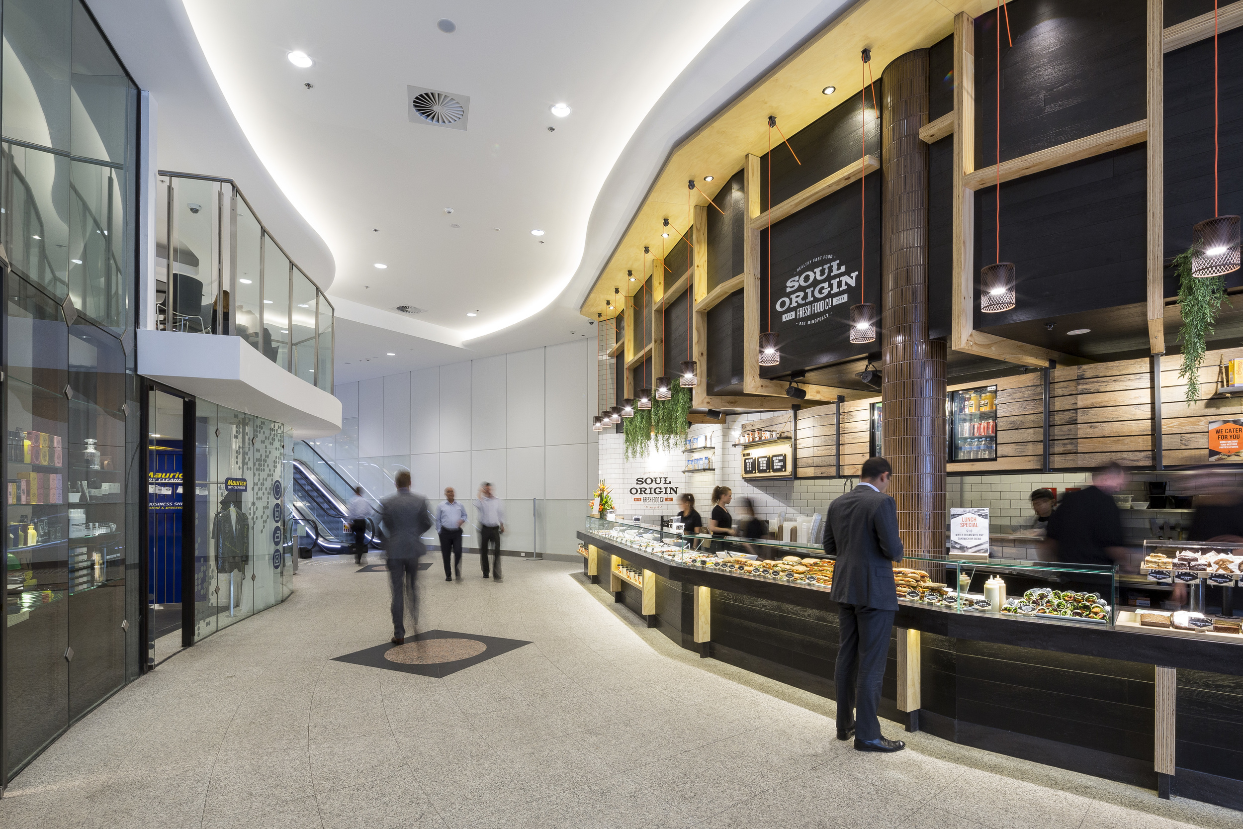 No. 1 O'Connell St for JLL