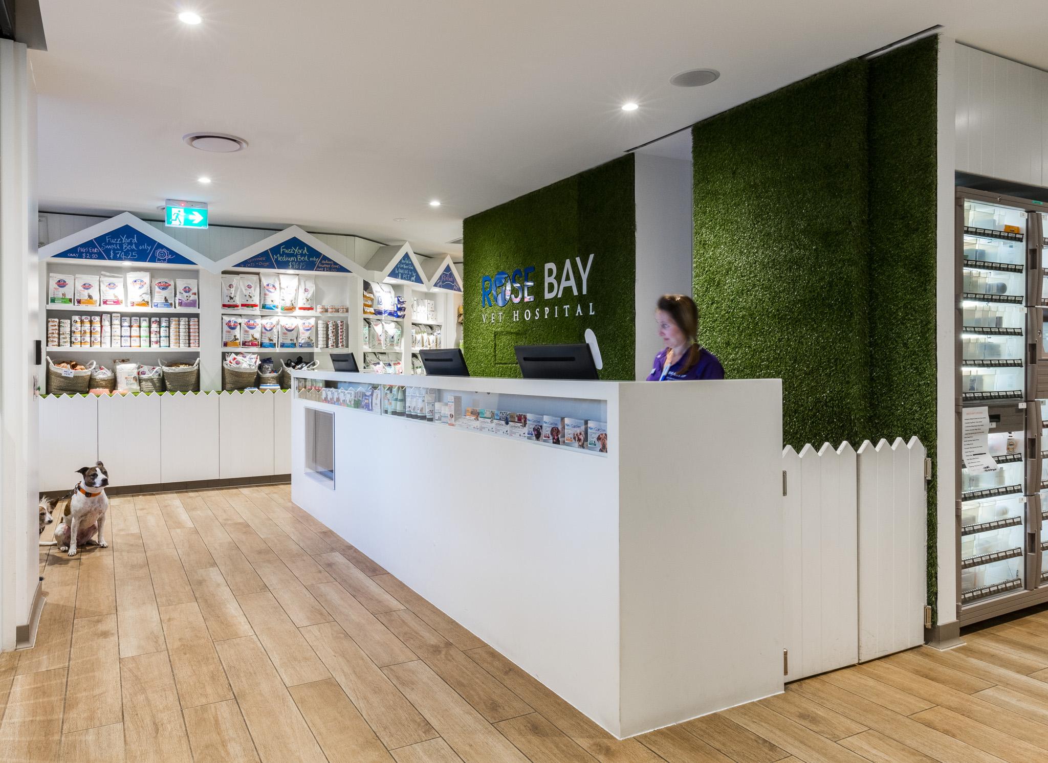 Rose Bay Vet by Yvette Phillips Interior Design