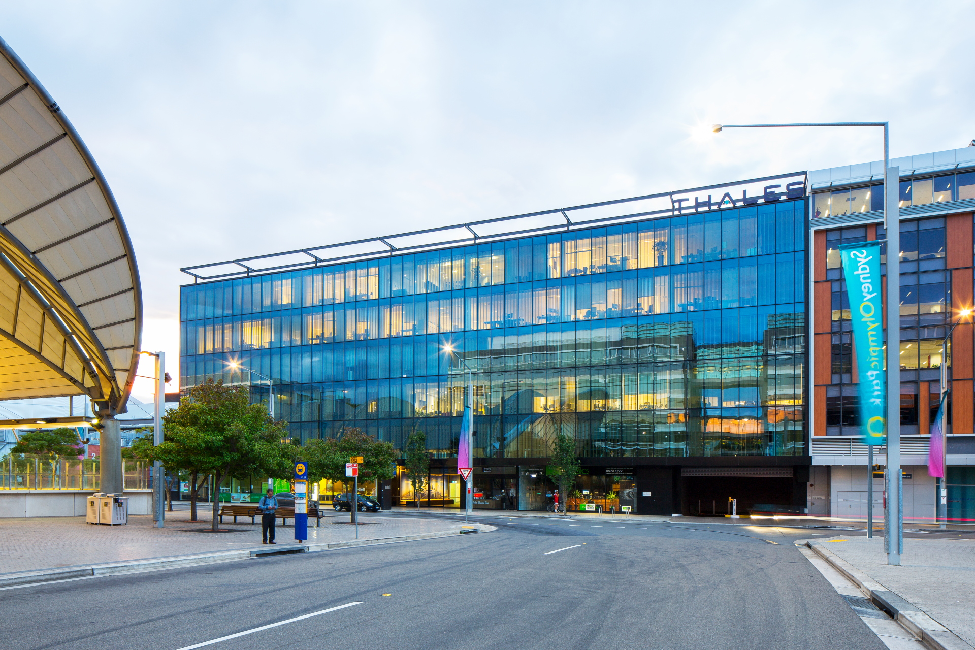 7 Murray Rose Ave by Bates Smart