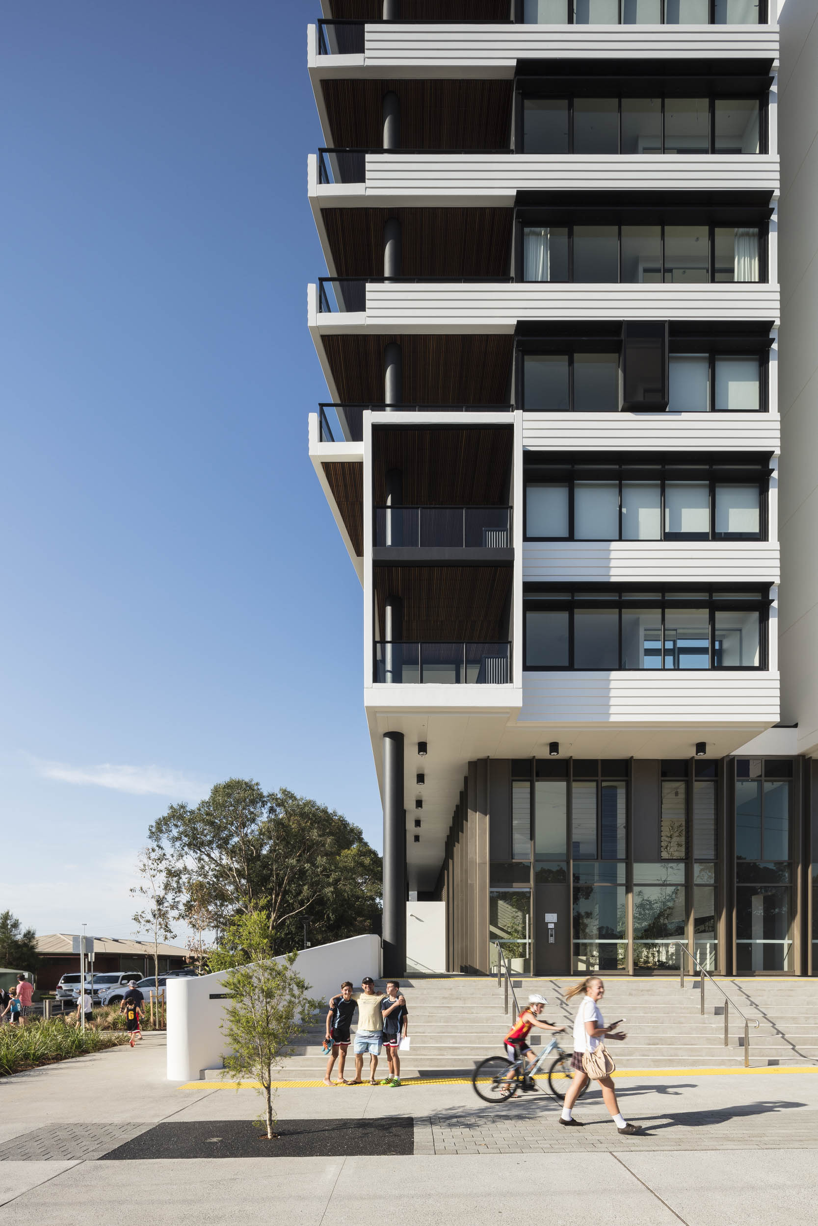 Woolooware Bay Town Centre by Turner Studio