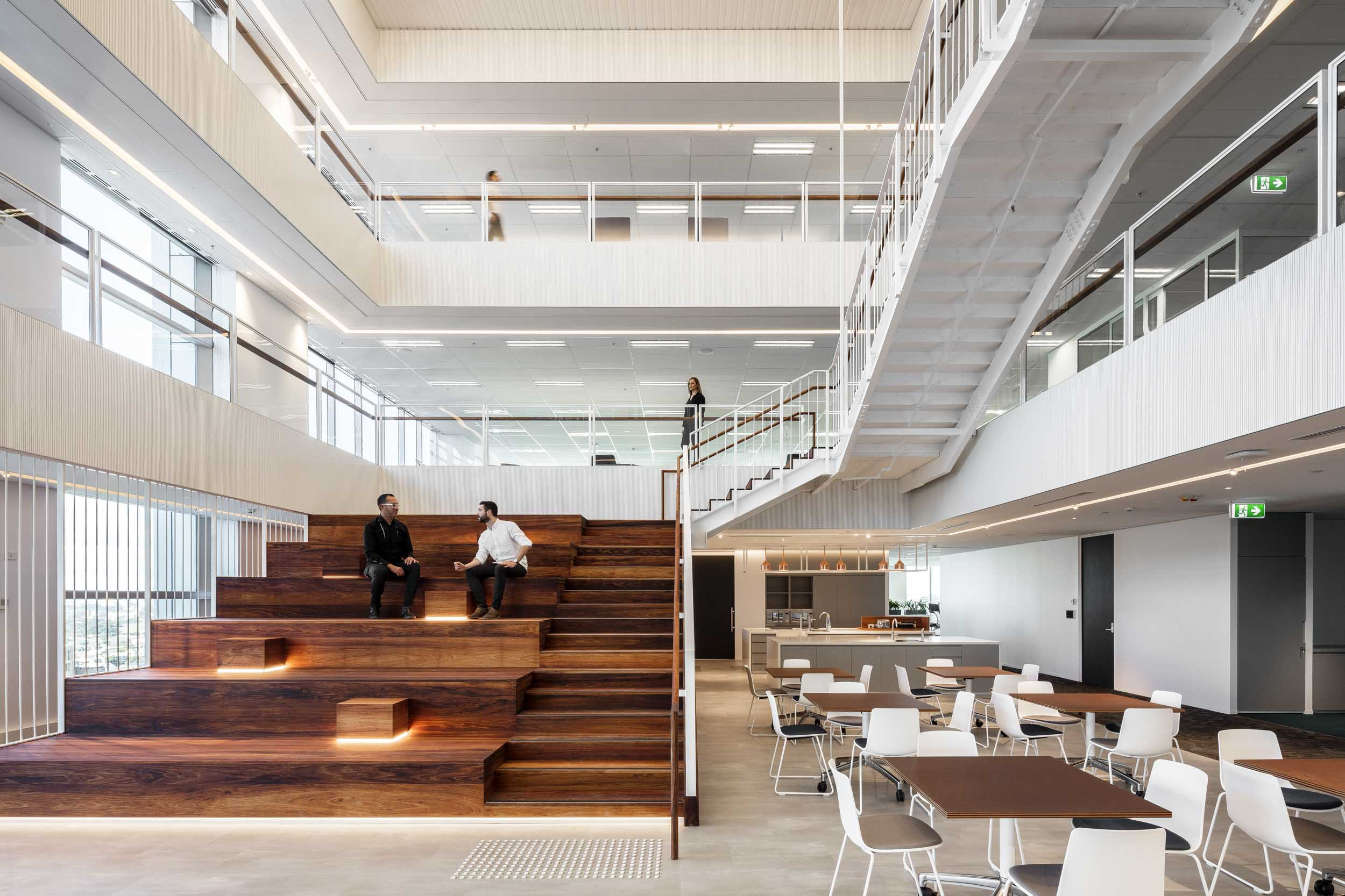 680 George St by Cox Architecture