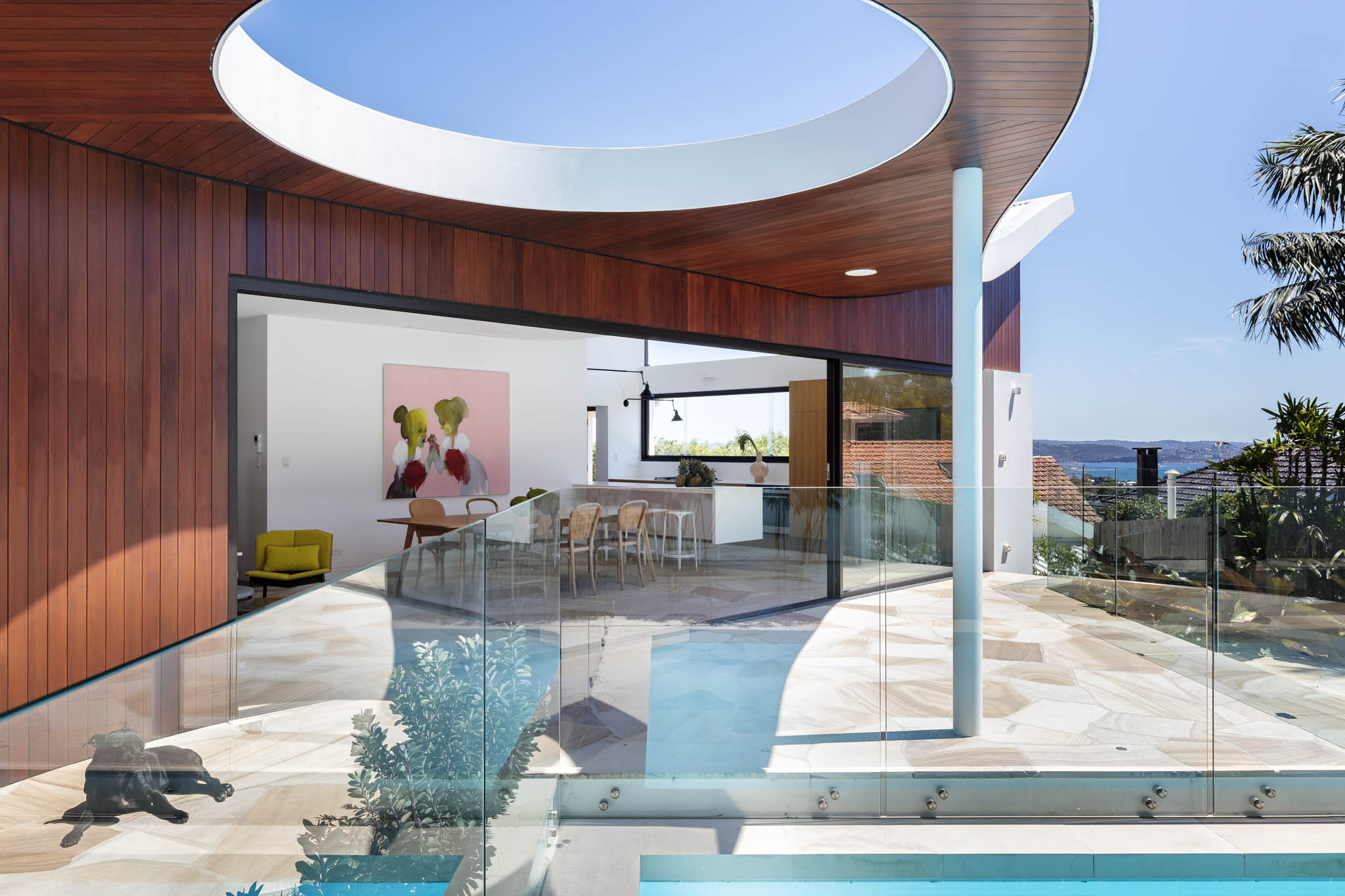 Vaucluse House by Nick Bell Architects