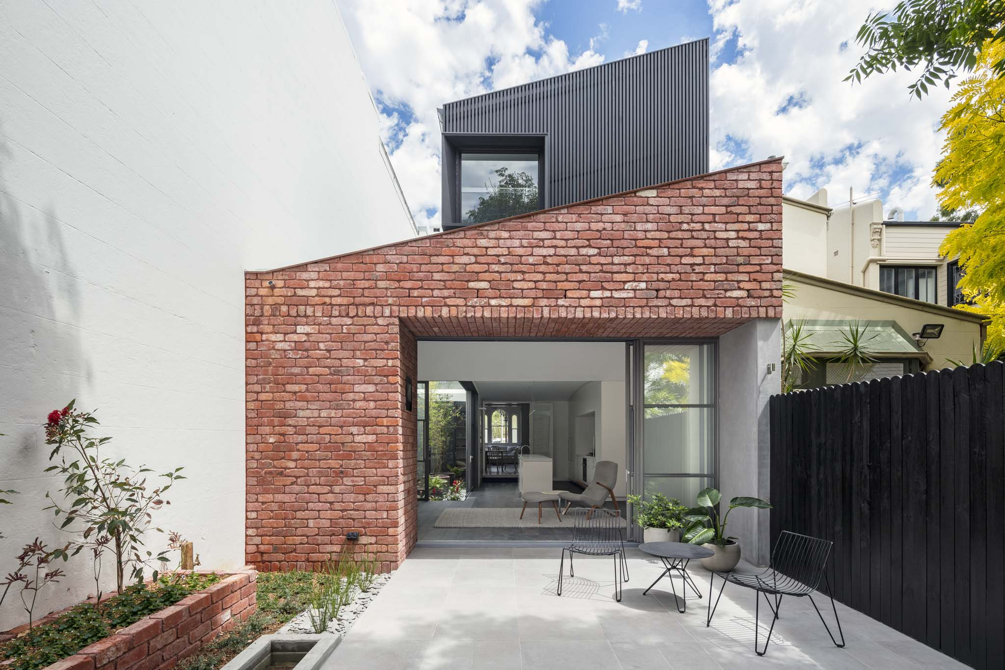 Glebe Red by Benn & Penna Architects