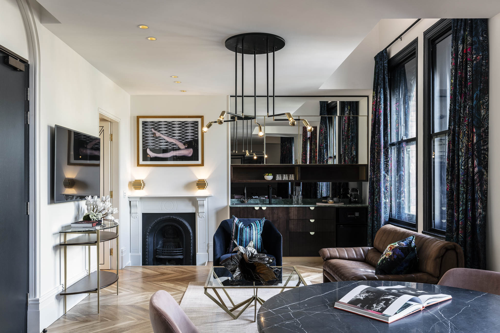 Little Albion Hotel by Space Control Design