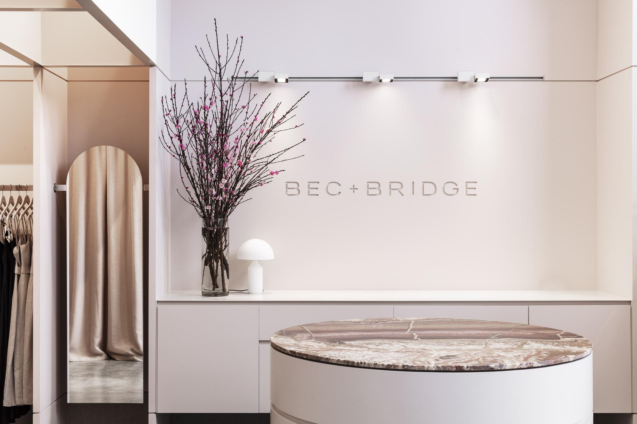 Bec + Bridge James St by George Livissianis