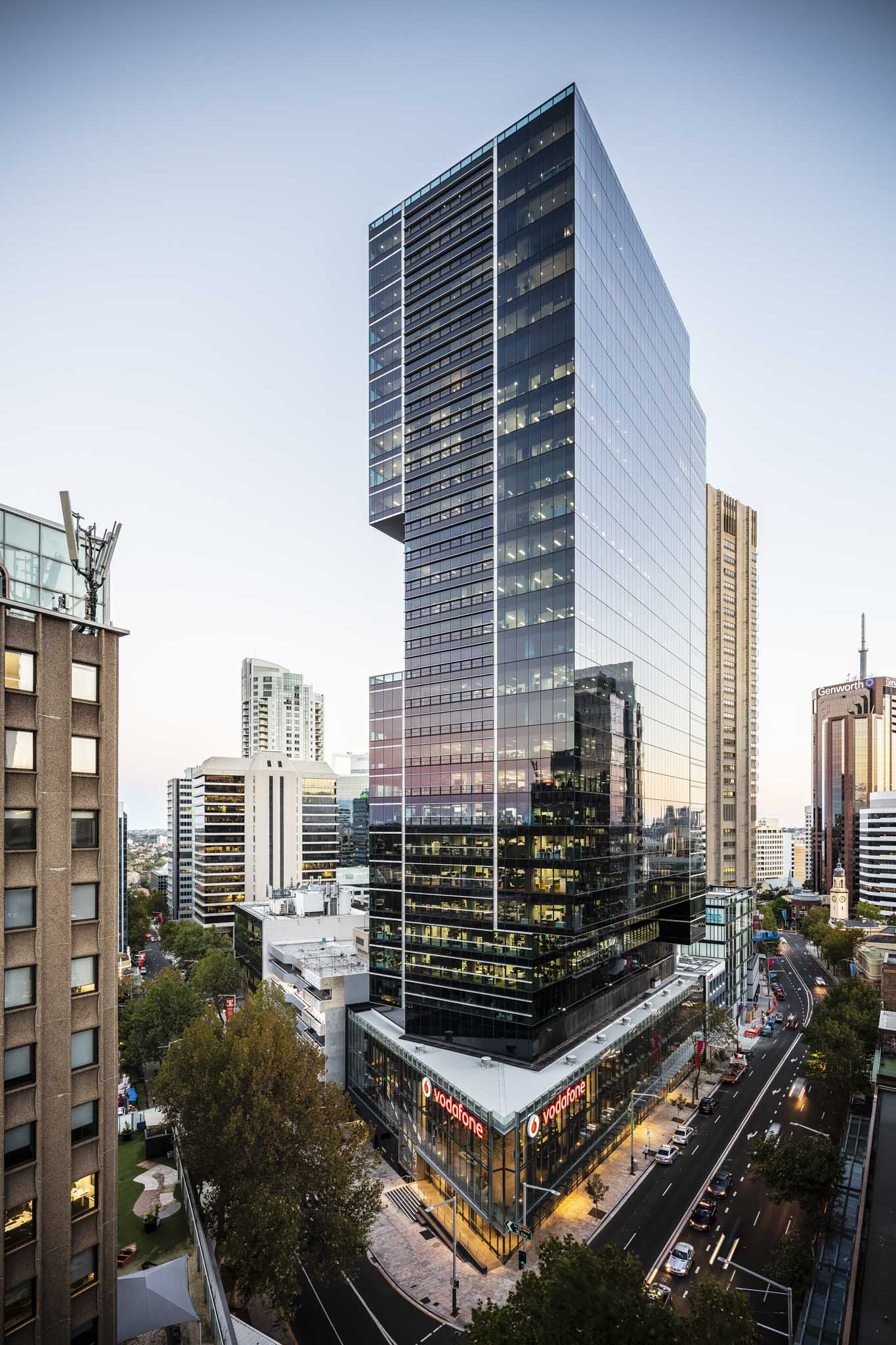 177 Pacific Highway by Bates Smart