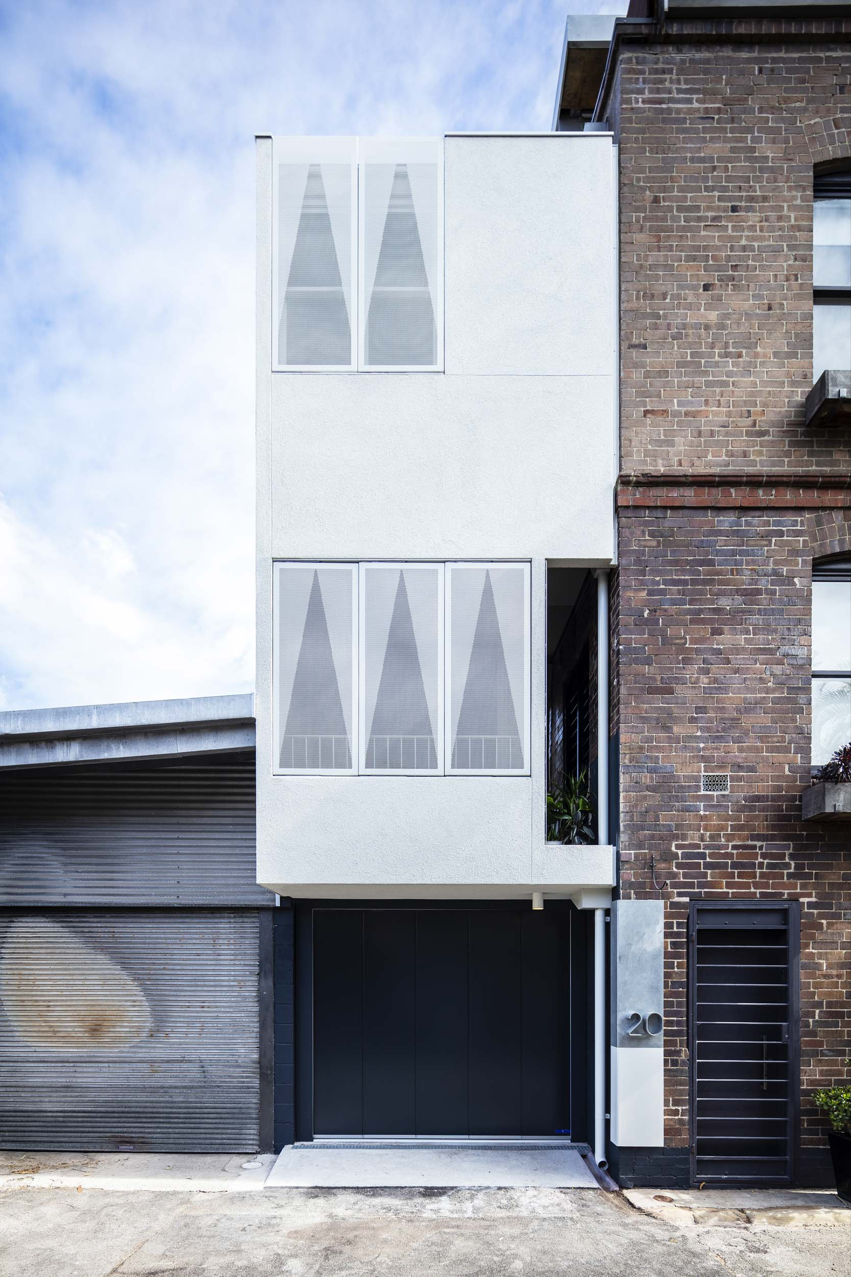 Glebe Warehouse extension by Welsh + Major