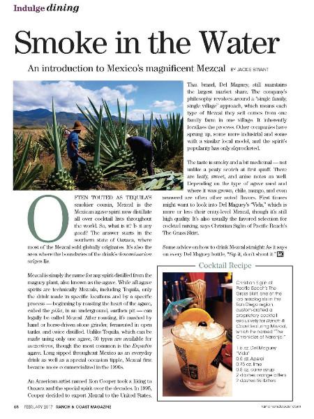 Ranch & Coast Magazine, February 2017