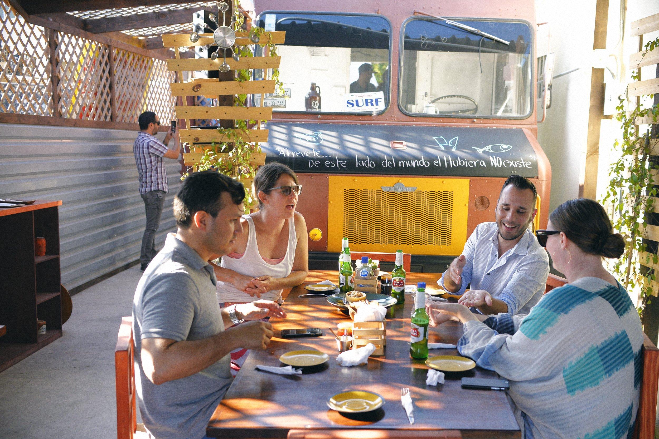 Irene Food Truck
