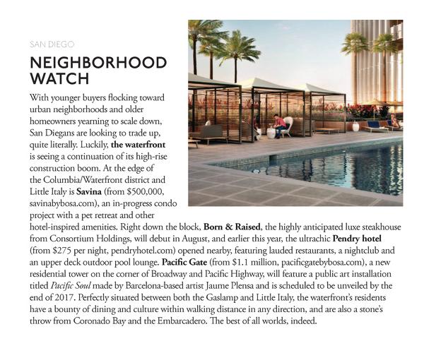 Modern Luxury Interiors California, Fall 2017