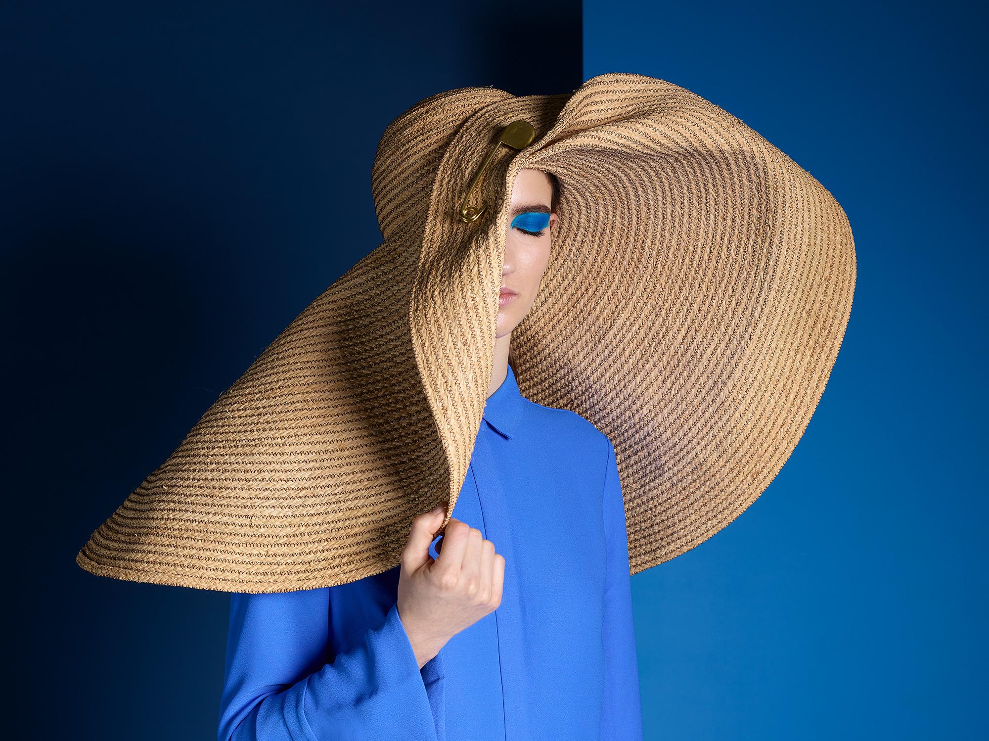 Lola Hats Strohhut für NZZ Stil
